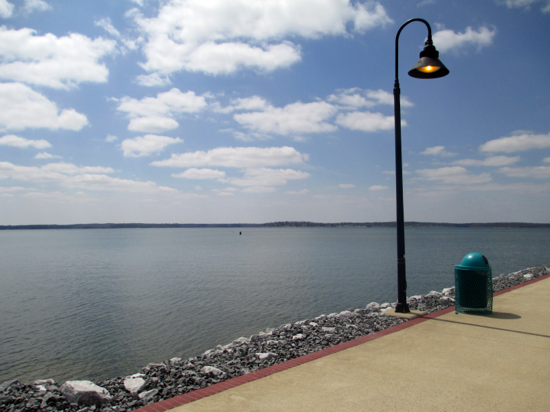Kentucky Lake at Lighthouse Landing