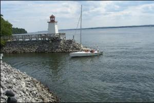 Lighthouse Landing Kentucky Lake