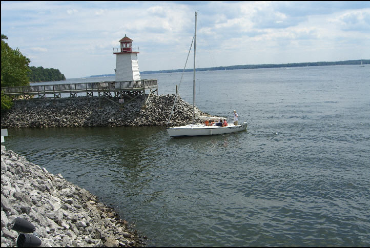 Lighthouse Landing Kentucky Lake