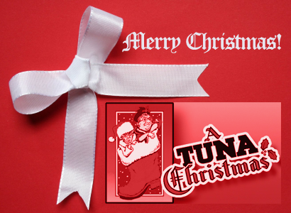 Tuna Christmas at Badgett Playhouse