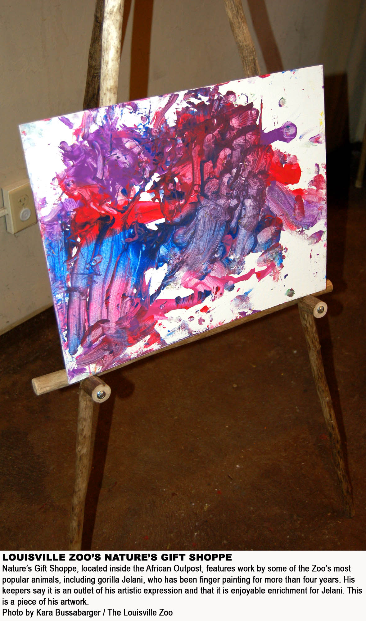 Jelani's Painting
