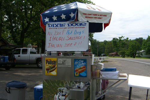 Dixie Dogs in Aurora Kentucky