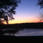 Barren River Lake at Sunset