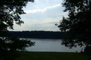 Gorgeous View from Barren River Lake SRP in Kentucky.