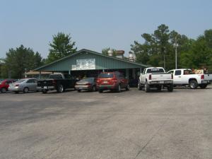 Belews Dairy Bar at Kentucky Lake