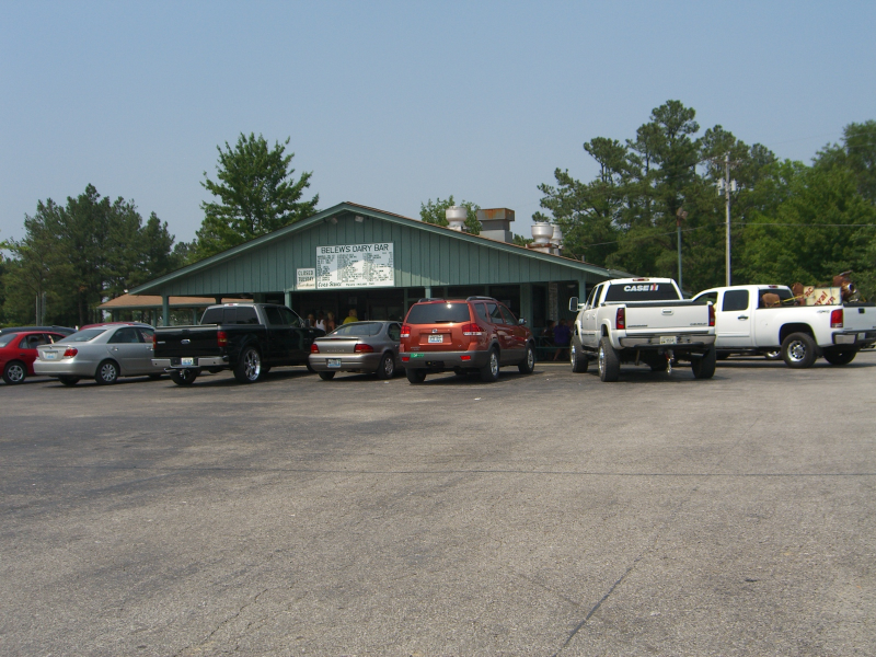 Belews Dairy Bar at Kentucky Lake