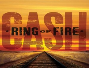 Johnny Cash Ring of Fire at Grand Rivers Variety
