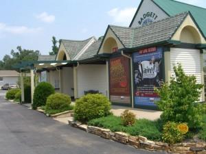 Badgett Playhouse in Grand Rivers Kentucky