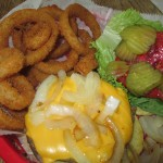 Dockers Bayside Grill Turtle Burger