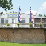 Dockers Bayside Restaurant at Green Turtle Bay in Grand Rivers Kentucky