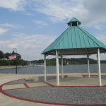 Grand Rivers Jetty on Kentucky Lake, Lighthouse Landing