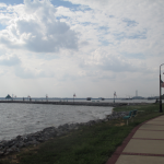Grand Rivers Jetty, Lighthouse Landing