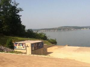 Kenlake State Resort Park on Kentucky Lake