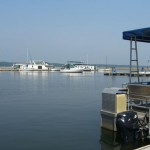 Kenlake State Resort Park Marina on Kentucky Lake