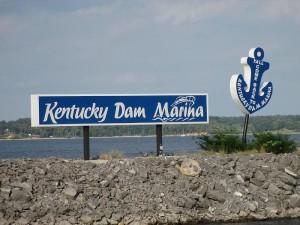 Kentucky Dam Marina and Kentucky Lake