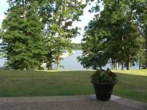 Kentucky Dam Village State Resort Park Patio