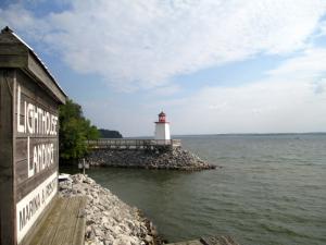 Lighthouse Landing on Kentucky Lake