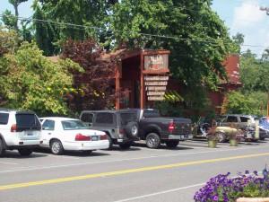 Patti's 1880s Settlement Restaurant in Grand Rivers Kentucky