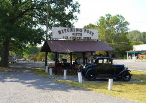 Hitching Post in Aurora, Kentucky