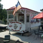 Udderly Delicious Dairy Desserts, Kenlake Marina on Kentucky Lake