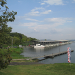 View of Lake Barkley from the Gazebo at Green Turtle Bay