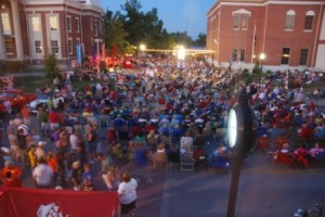 Saturdays on the Square Greenville Kentucky