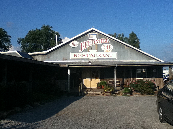 The Feed Mill Restaurant, Morganfield Kentucky