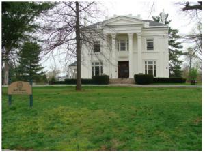 Bell House in Lexington Kentucky