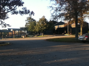 Barren River Lake State Resort Park Lodge