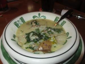 Olive Garden's Zupa Soup