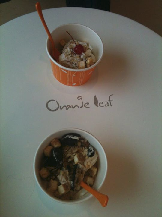 Orange Leaf Frozen Yogurt in Owensboro