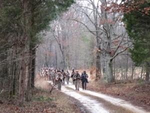 The Homeplace Civil War Program