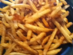 Double Dogs Fries