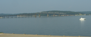 Eggner Ferry Bridge Kentucky