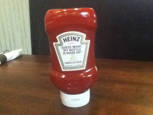 Heinz Ketchup in Philly's Restaurant Greenville, Kentucky