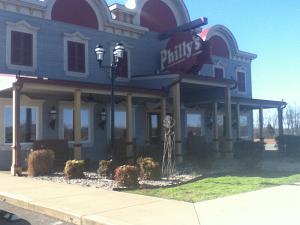 Phillys Restaurant, Greenville Kentucky
