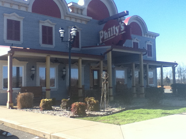 Phillys Restaurant, Greenville Kentucky