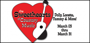The Sweethearts of Country Music