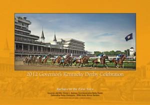 2012 Derby Celebration Poster