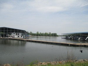 Lake Barkley State Resort Park Marina