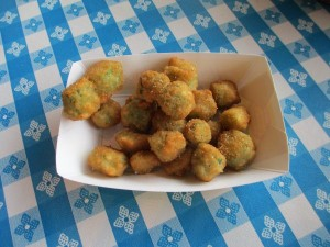 Dickey's Barbecue Pit Okra
