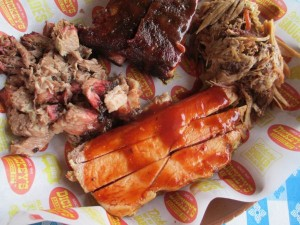 Dickey's Barbecue Pit Barbecue