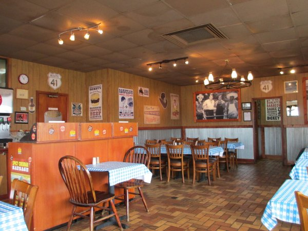 Dickeys Barbecue Pit in Columbia, Kentucky