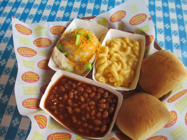Dickey's Barbecue Pit in Columbia, Kentucky
