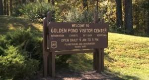 Golden Pond Visitor's Center and Planetarium