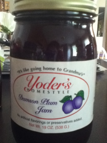 Kentucky Plum Jam