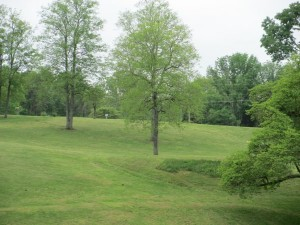 Lake Cumberland State Resort Park Disc Golf