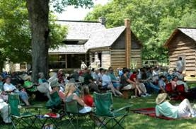 The Homeplace Pickin Party Old Time Music Festival Memorial Day Weekend!