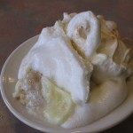 Banana Pudding at Grayson's Landing Restaurant