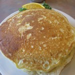 Delicious Pancakes at Grayson's Landing
